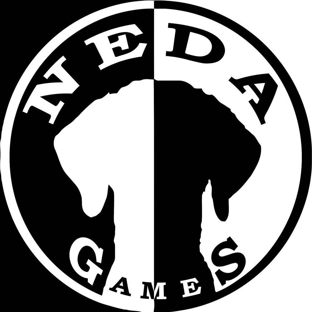 Logotipo Neda Games